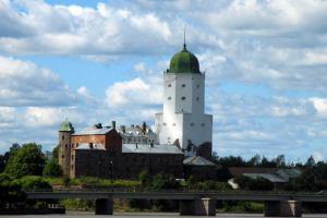 Замок Выборга признали самым популярным туристическим объектом Ленинградской области