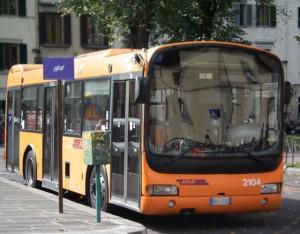 Автобусы и трамваи Флоренции