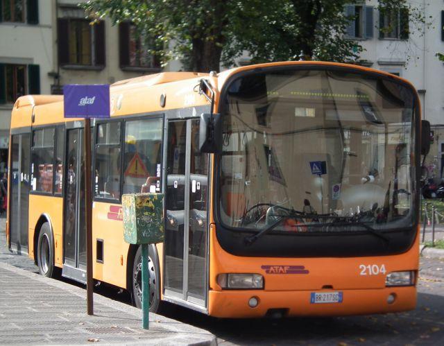Городской транспорт Флоренции