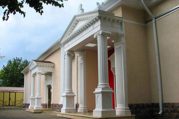 Городской выставочный зал в Геленджике