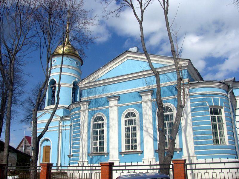 Церковь Казанской иконы Божьей Матери - Медынь