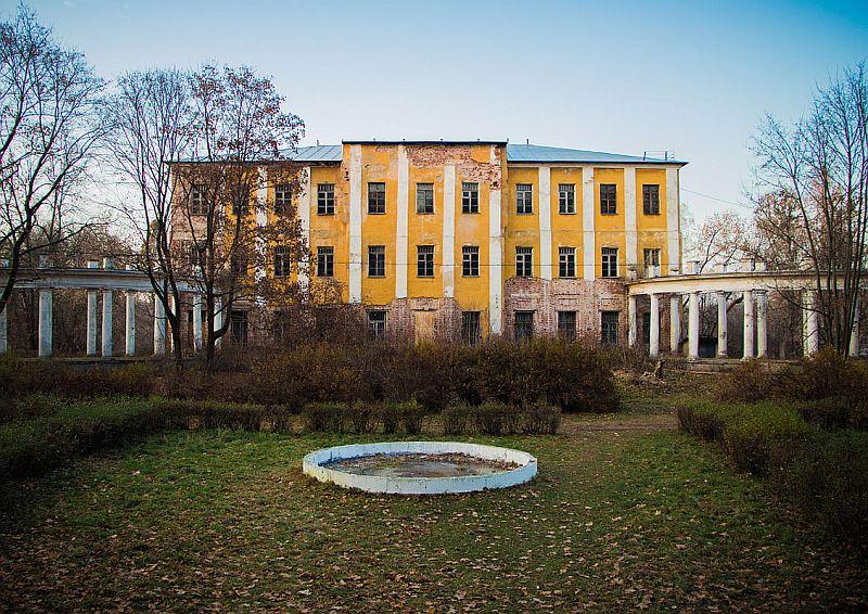 Усадьба Пехра-Яковлевское