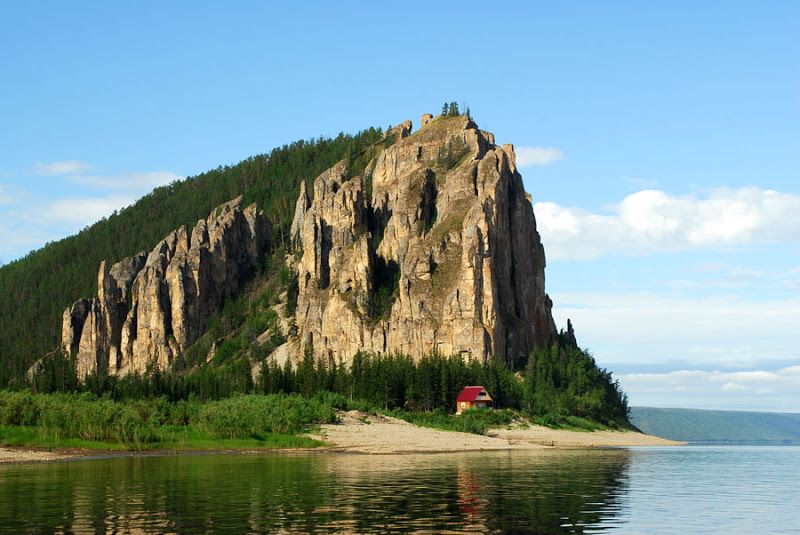 Контора природного парка «Ленские столбы»