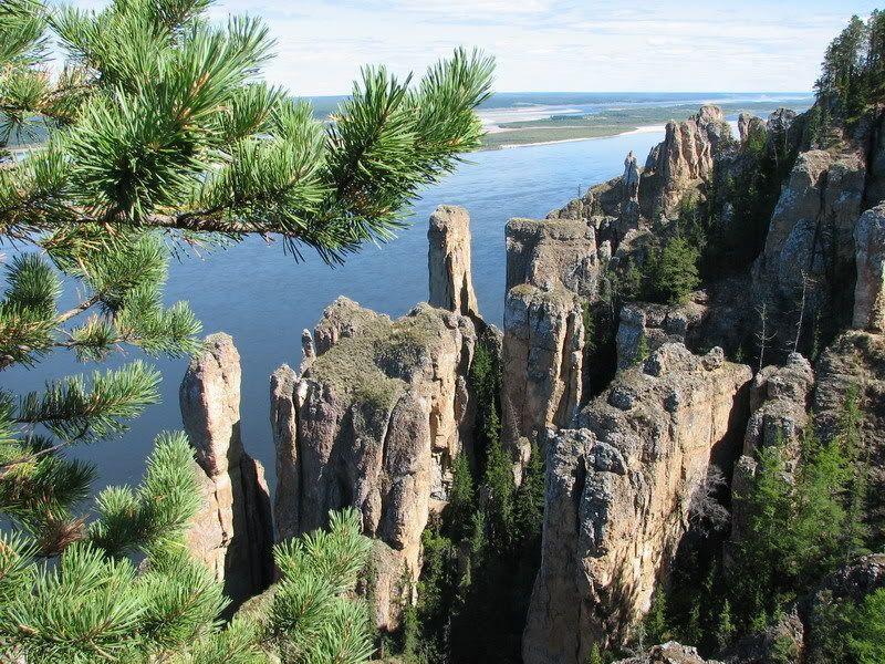 Природный парк «Ленские столбы»