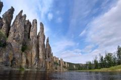 Река Синяя - Национальный парк «Ленские столбы»