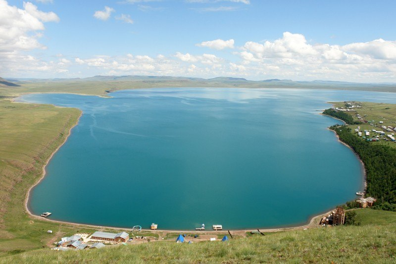 хакасия фото озеро тус